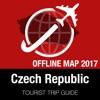 捷克共和国 旅游指南+离线地图