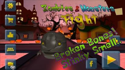 Zombies vs Monsters Fight 2018 screenshot two