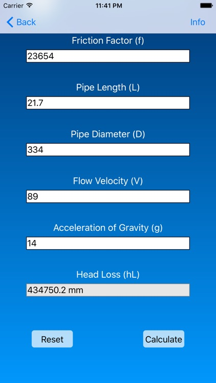 Basic Fluid Mechanics Formulas