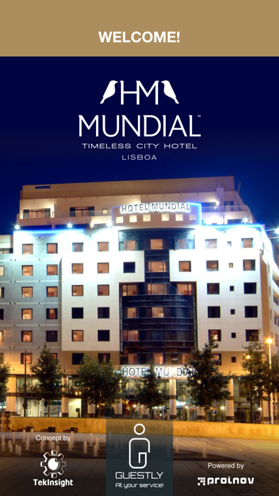 Hotel Mundial screenshot one