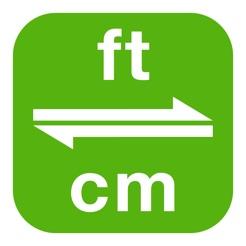 Feet To Centimetres Ft To Cm 4