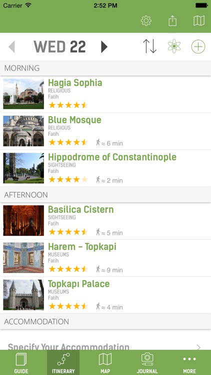 Istanbul Travel Guide (with Offline Maps) - mTrip screenshot-1
