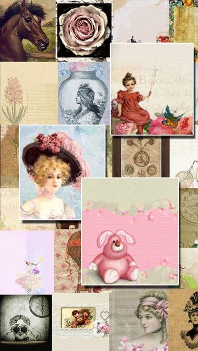 VINTAGE Wallpapers - Retro nostalgic backgrounds screenshot 2