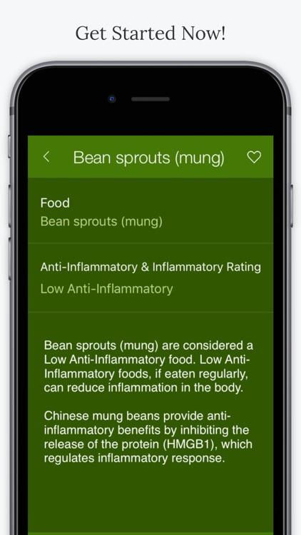 Anti Inflammatory Diet Foods screenshot-4