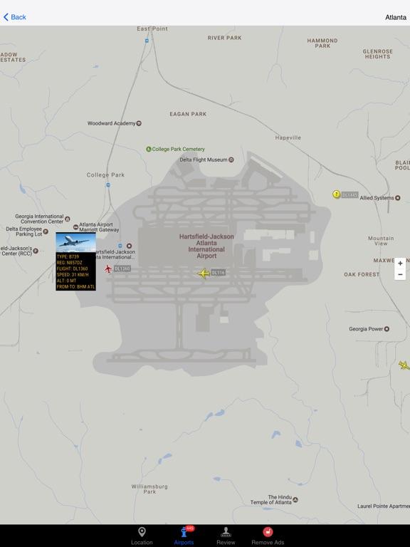 Air Tracker For Saudi Arabian Airlines-ipad-3