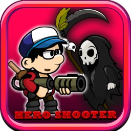 Hero Shooter Attack - Run Adventure Games