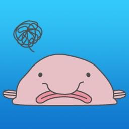 Blobfish The Ugliest Animal Stickers