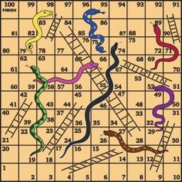 Snake and Ladder Game-Sap Sidi