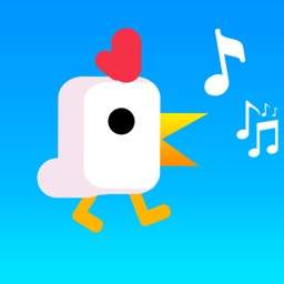 Scream Go Up : Chicken Scream