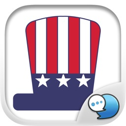 American Vintage Fashion Stickers for iMessage