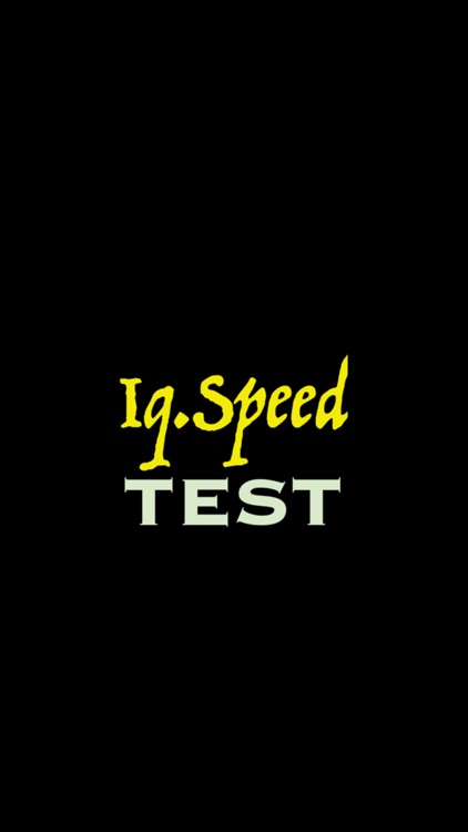 IQ Words Speed screenshot-4