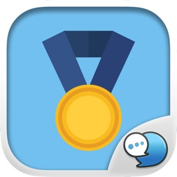 Awards Stickers & Emoji Keyboard By ChatStick