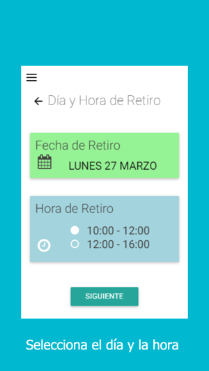 ‎Reciclapp Chile Screenshot
