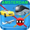 Amsterdam Metro Train Maps