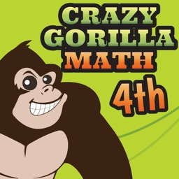 4th Grade Crazy Gorilla Math School