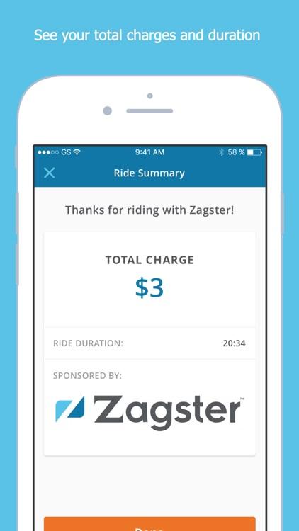 Zagster screenshot-4