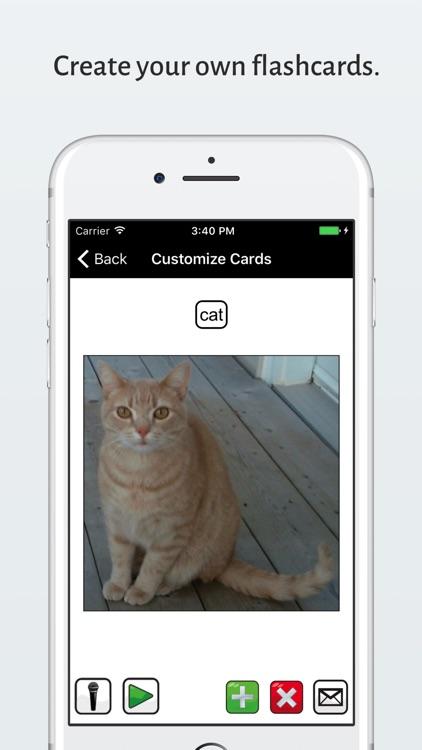 Speech Cards Professional screenshot-3