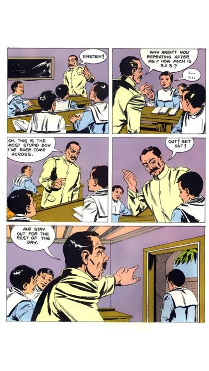 ALBERT EINSTEIN-Amar Chitra Katha-Biography