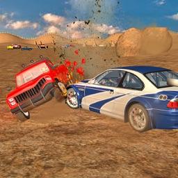 Demolition Derby Crash Race Extreme Destruction