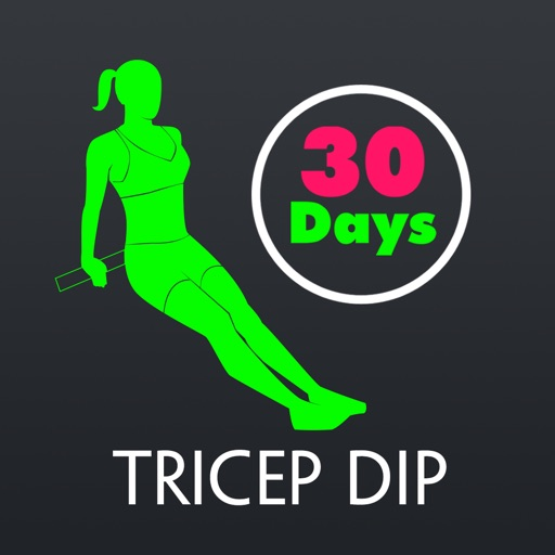 30 Day Tricep Dip Fitness Challenges Pro