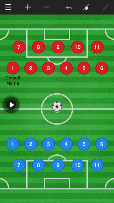 Soccer Coach Clipboard review screenshots