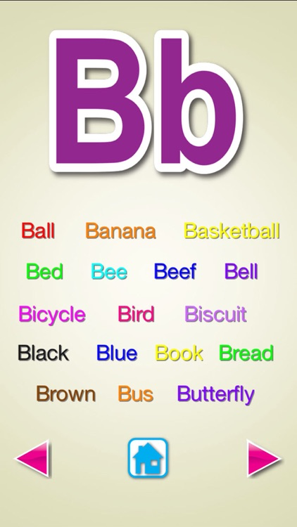 Sight Words -Voice Flash Cards,Vocabulary,Sentence screenshot-3