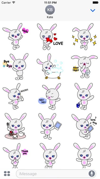 """Lovely bunny  """"Nana"""""""