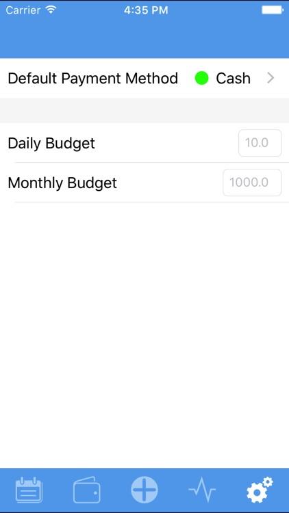 Advanced Budget Planner screenshot-3