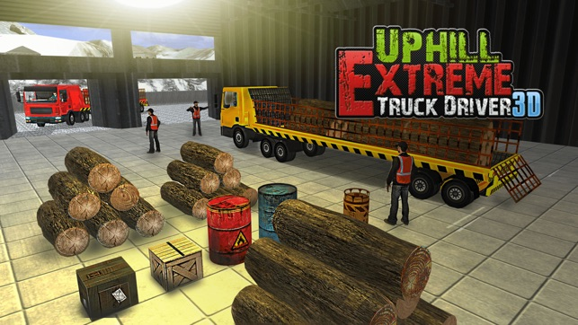 Uphill OffRoad Truck Driver on the App Store