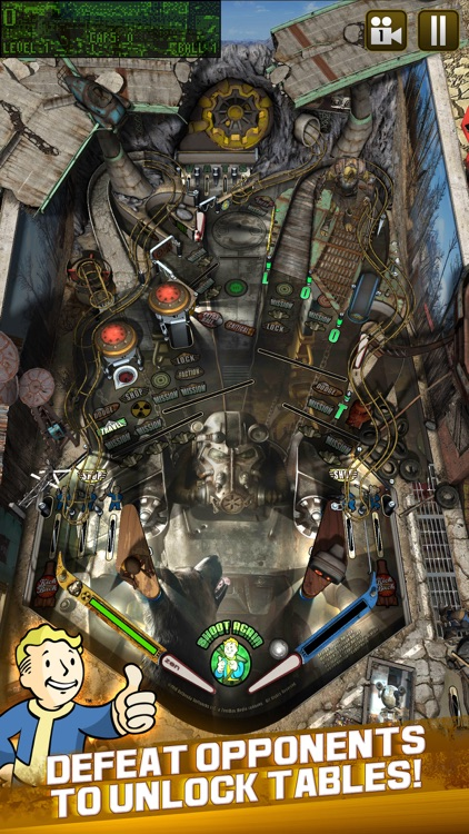 Bethesda® Pinball screenshot-1