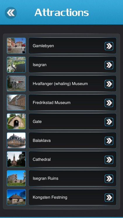 Fredrikstad Travel Guide screenshot-2