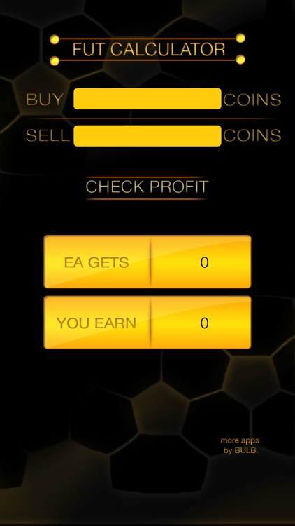 FUT Profit Calculator