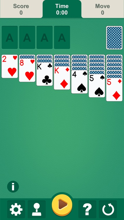Solitaire Classic + screenshot-1