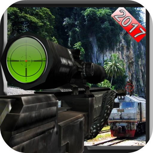 3D Attack Weapons Train icon