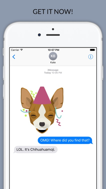 Chihuahuamoji - Chihuahua Emoji & Stickers screenshot-4