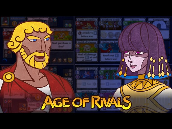 Age of Rivals на iPad