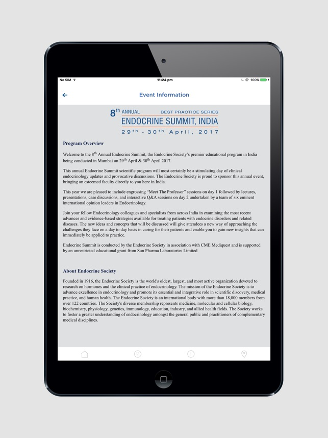 Endocrine Summit on the App Store
