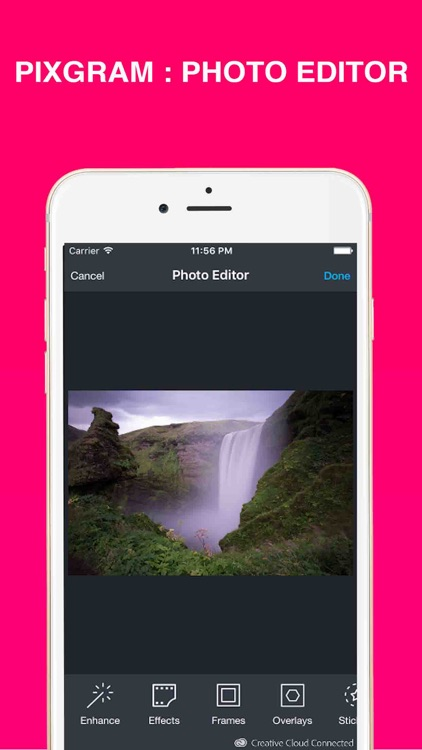 PixGram - Photo Editor screenshot-1