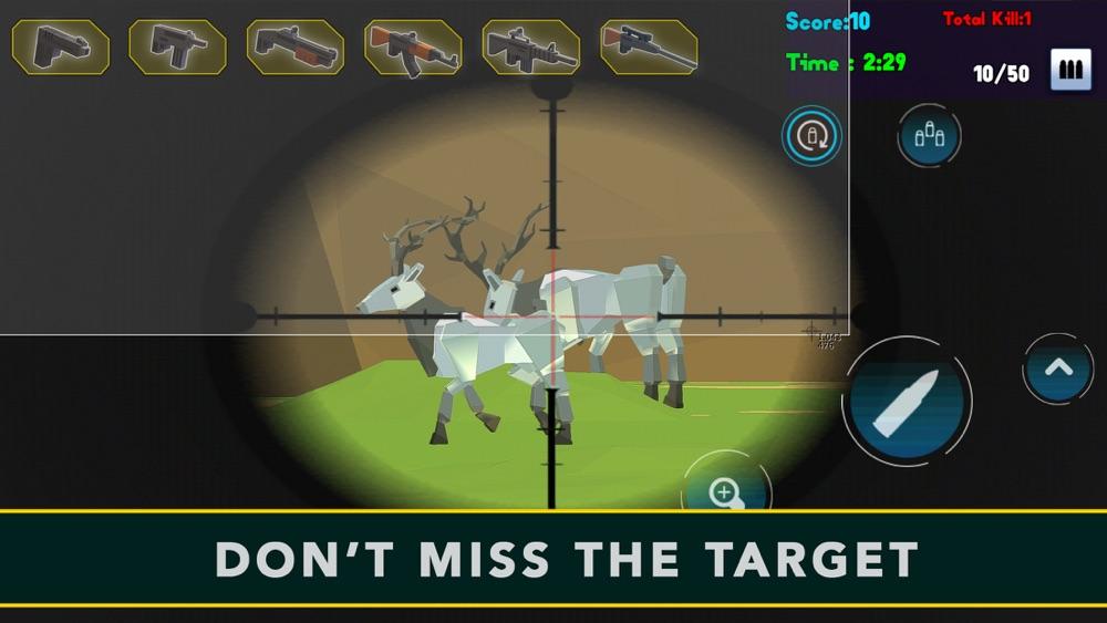 Wild Pixel Deer Sniper Hunting 2017 hack tool