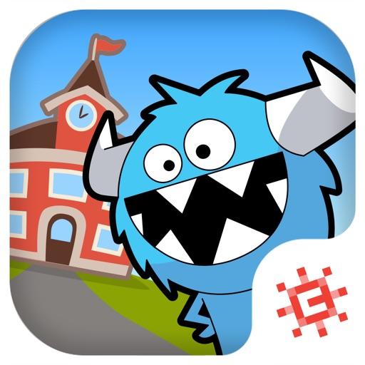codeSpark Academy with The Foos - coding for kids app logo