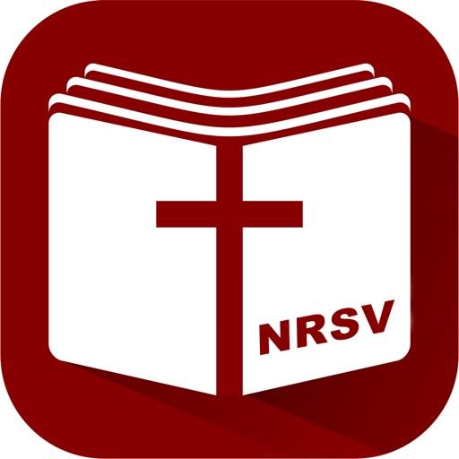 NRSV Bible(Holy Bible NRSV+Chinese Union Version)