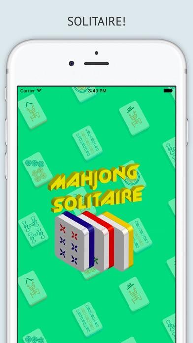1001 Deluxe Majong Solitaire Card Journey Master 2 Screenshot