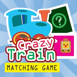 Subway Train And Friends Matching Games For Kids