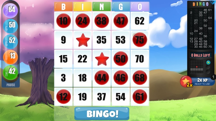 Bingo! Free Bingo Games - play offline no wifi screenshot-3