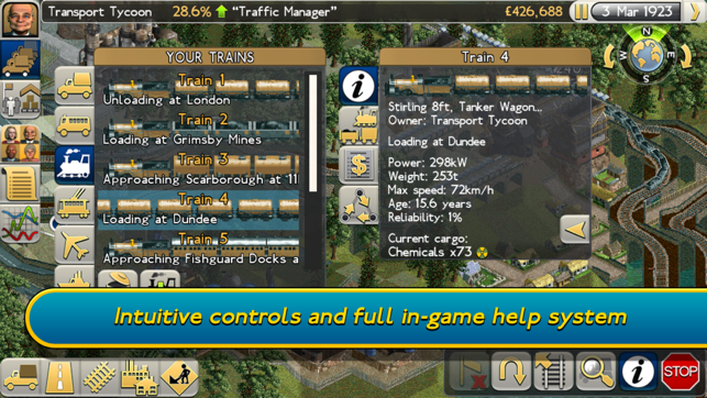 ‎Transport Tycoon Screenshot