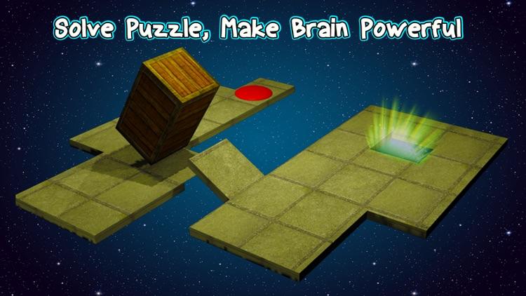 Bloxorz Rolling Block Puzzle screenshot-0