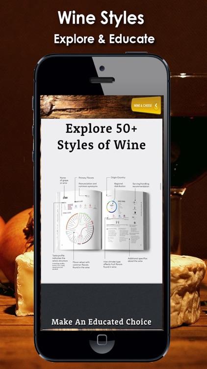 Red Wine Tasting | Wine Study Course & White Wine+ screenshot-4