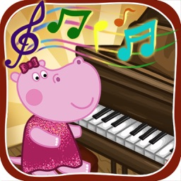 Hippo: Piano for Kids
