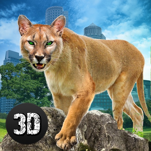 f1bb1f5ba47 Angry Puma Revenge: City Attack Simulator by Tayga Games OOO