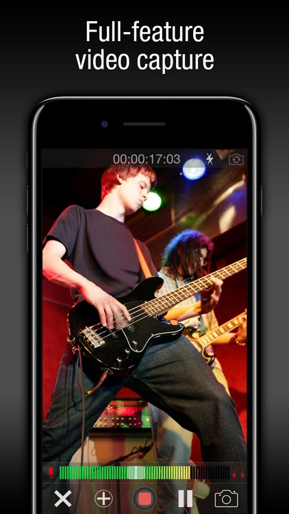 iRig Recorder screenshot-2